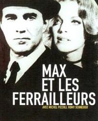 Max et les Ferrailleurs DVD cover