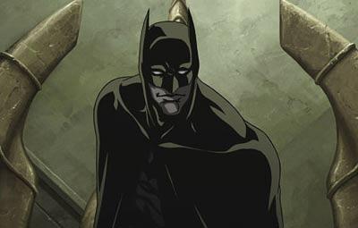 Batman: Gotham Knight official website