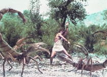 Scene from Clash of the Titans