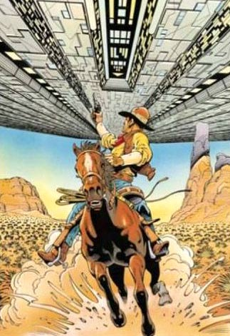 Cowboys and Aliens to feature Iron Man Downey Jr.