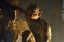 Creature from Neil Marshall film Descent 2