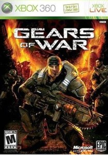 Gears of War game cover