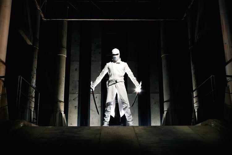 Storm Shadow from G.I. Joe