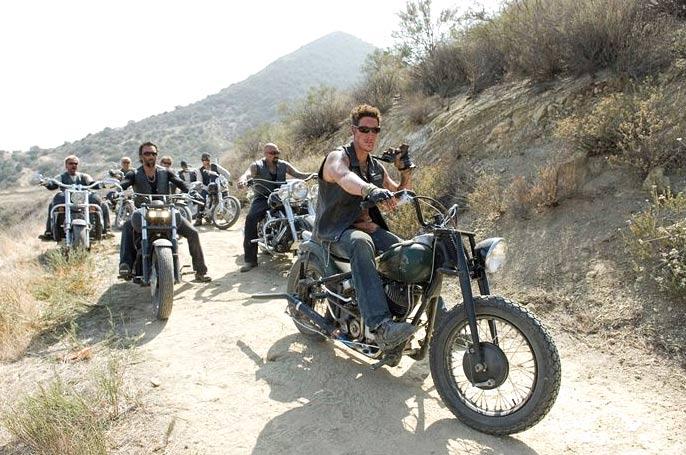 Tarantino-produced Hell Ride movie website and pics