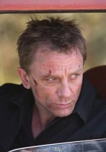 Daniel Craig in James Bond 22 Quantum of Solace