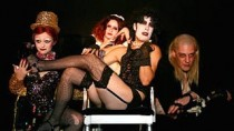 Cast from the Rocky Horror Picture Show