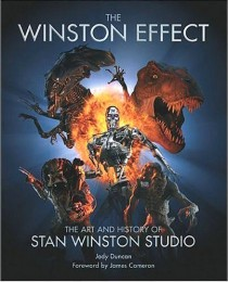 The History of the Stan Winston Studio Book Cover by Titan Books