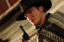 Sukiyaki Western Django shot with Quentin Tarantino