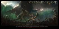 Mermaid Island promotional sheet