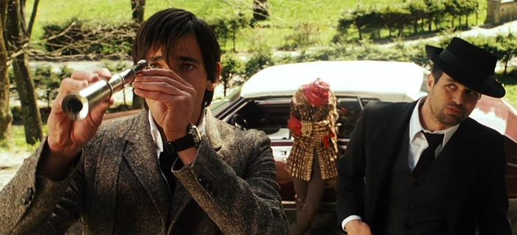 Trailer and website for Brick director Rian Johnson's new crime caper film