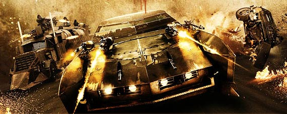 Win a FREE trip to Comic-Con in the Death Race Sweepstakes