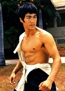 Bruce Lee in Fist of Fury aka The Big Boss
