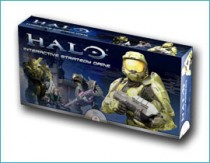 Halo Interactive Strategy Game box cover