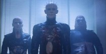 Scene from Clive Barker film Hellraiser circa 1987