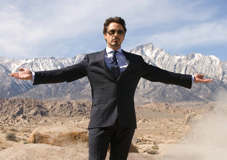 Robert Downey Jr. to play Sherlock Holmes