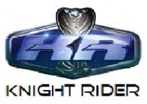 Knight Rider TV series logo