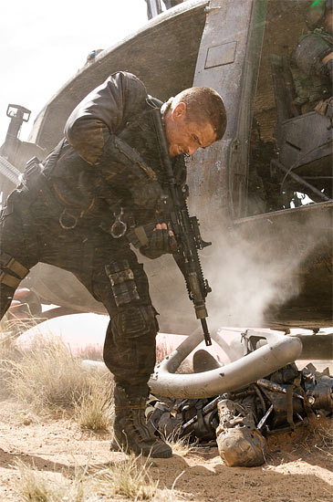 First pic from Terminator Salvation plus a full synopsis