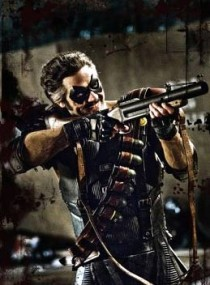 Jeffrey Dean Morgan as Edward Blake, The Comedian in Watchmen