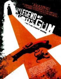 Movie poster for Legend of Gods Gun
