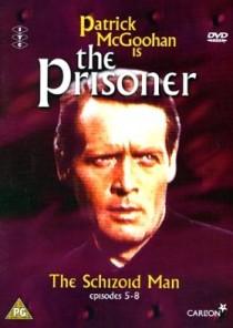 DVD cover for The Prisoner