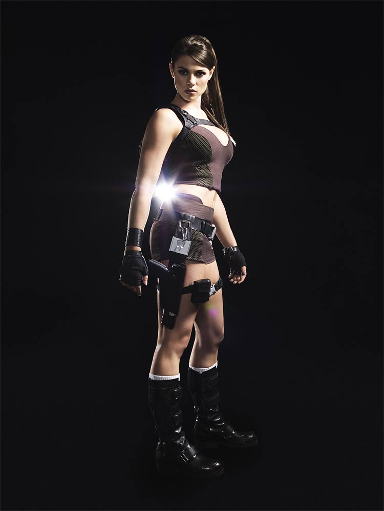 Veteran swimmer to be new face of veteran game character Lara Croft