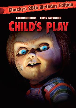 Child's Play: Chucky's 20th Birthday Edition coming to DVD