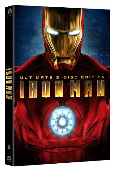 Iron Man 2 Disc Ultimate Edition coming September