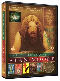 The Mindscape of Alan Moore DVD cover