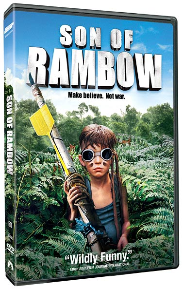 Son of Rambow comes to DVD next week