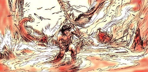 More about the Conan animated movie