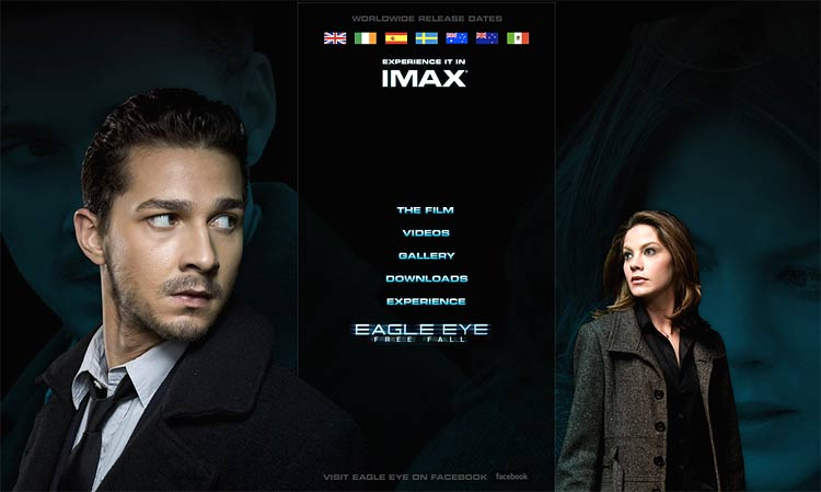 Eagle Eye goes IMAX, plus film details and new photos
