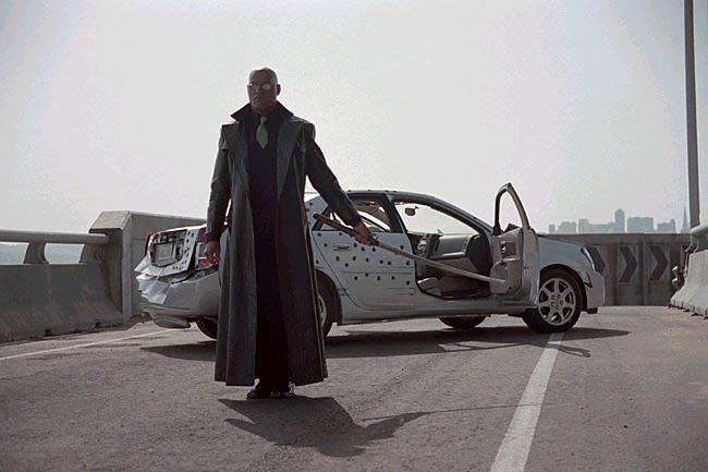 Morpheus joining CSI team