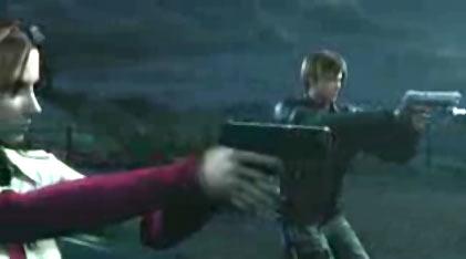 Resident Evil: Degeneration trailer and official website