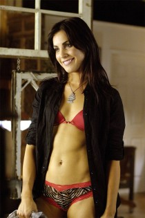 Carly Pope in the comedy Young People Fucking
