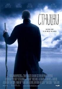 Poster for horror film Cthulhu
