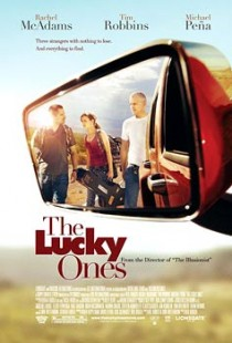 The Lucky Ones film poster