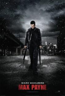 Max Payne movie poster 2