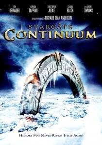 Poster for Stargate Continuum