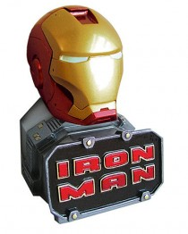 Iron Man bust exclusive