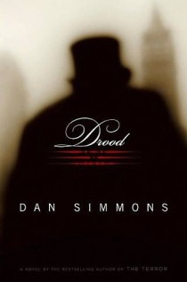 Book cover for Dan Simmons novel Drood