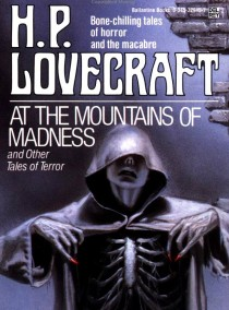 HP Lovecraft At the Mountains of Madness