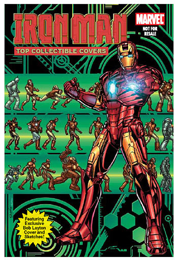 Iron Man now available on DVD and Blu-ray with exclusive collectibles