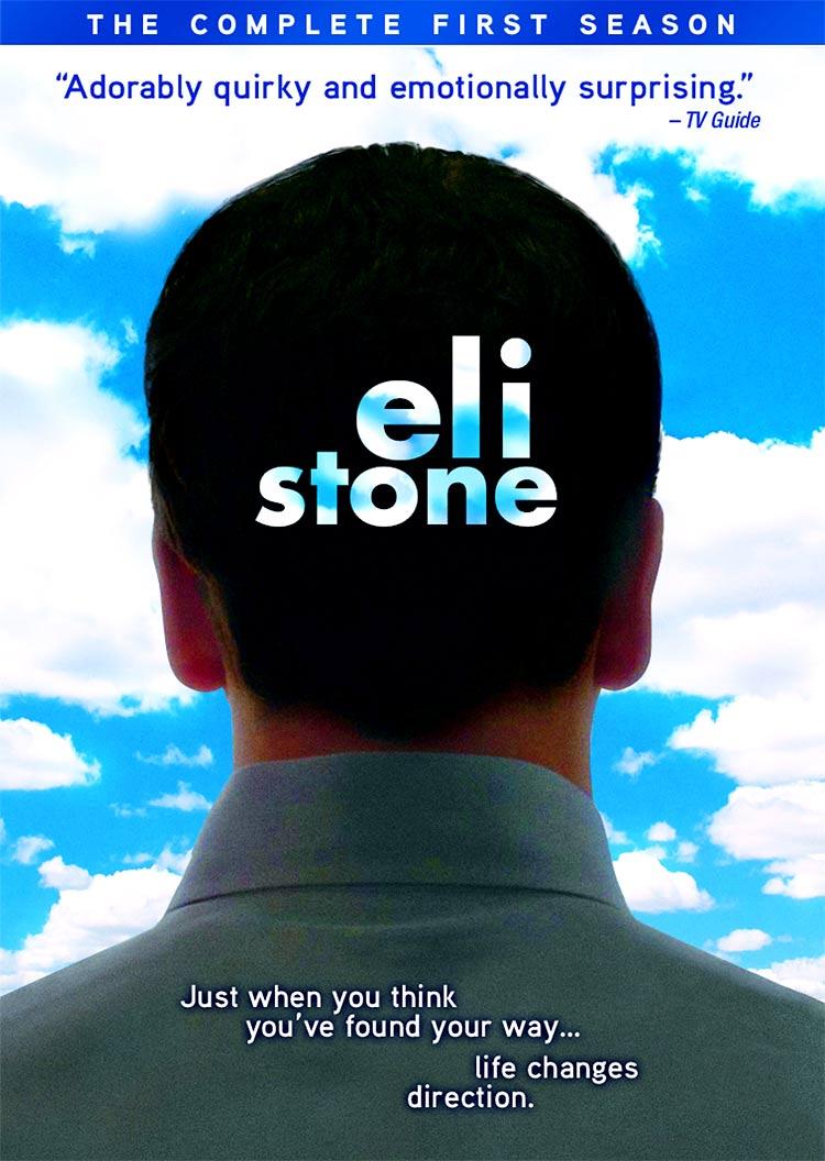 Season One of Eli Stone on DVD today