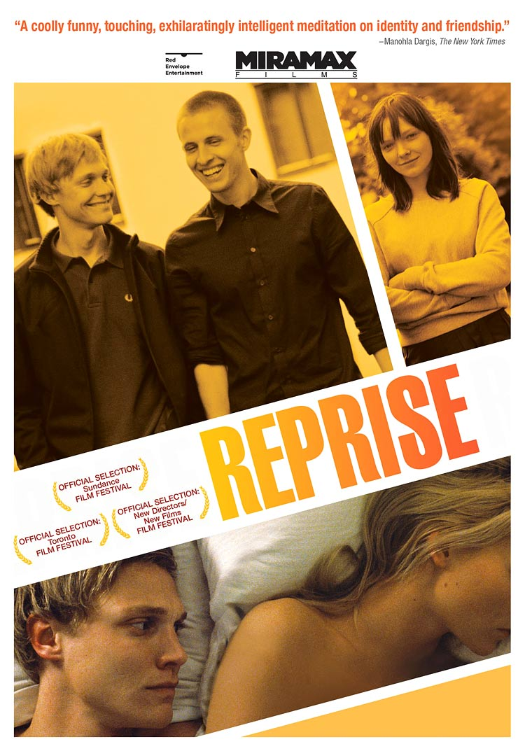 Reprise DVD review