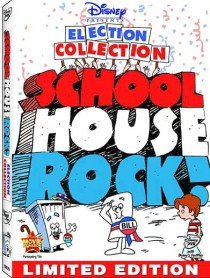 Schoolhouse Rock DVD cover