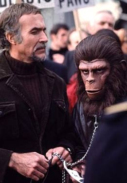 Original Conquest of the Planet of the Apes screening at Fantastic Fest in HD