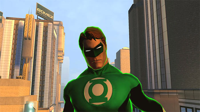 Eight new screenshots from DC Universe Online