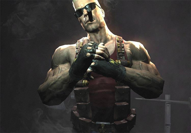 Max Payne producer working on Duke Nukem too