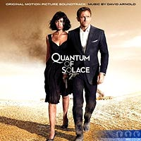 Quantum of Solace soundtrack cover