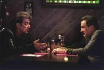 Al Pacino and Robert DeNiro in Righteous Kill